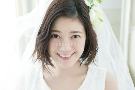 20代花嫁の写真素材 [FYI01735764]