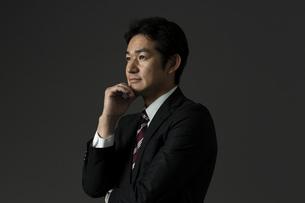 ビジネスマンの写真素材 [FYI01735767]