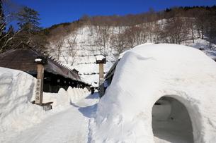 秋田県 乳頭温泉郷 鶴の湯温泉の写真素材 [FYI01741533]