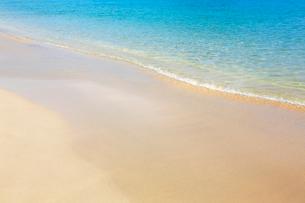 夏の海の写真素材 [FYI01741820]
