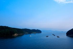 三重県 伊勢志摩 夏の海の写真素材 [FYI01742118]