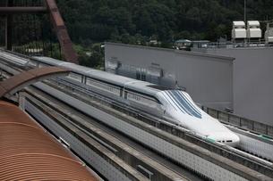 リニア新幹線の写真素材 [FYI01743115]