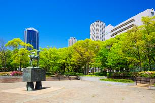 神戸の街の写真素材 [FYI01743119]