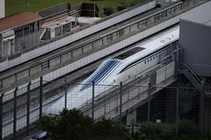 リニア新幹線の写真素材 [FYI01743245]