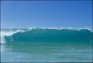 波の写真素材 [FYI01743649]