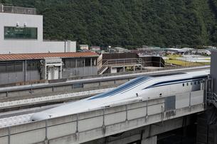 リニア新幹線の写真素材 [FYI01743979]