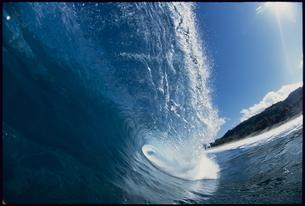 波の写真素材 [FYI01745021]