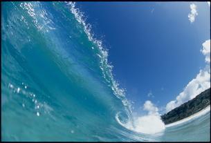 波の写真素材 [FYI01745539]