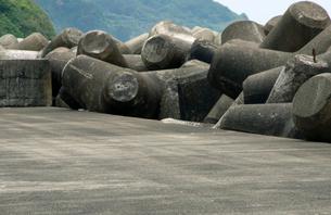 輪島 西保海岸の写真素材 [FYI01745591]