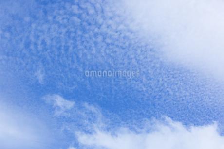青空と雲の写真素材 [FYI01745927]