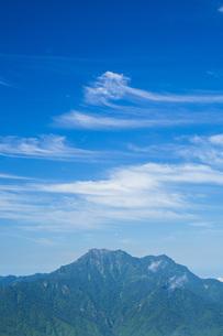 石鎚山の写真素材 [FYI01745937]
