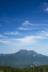 石鎚山の写真素材 [FYI01745971]