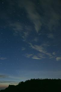 星空の写真素材 [FYI01746041]
