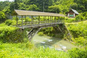 田丸橋のある風景の写真素材 [FYI01746134]