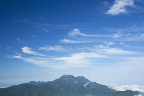石鎚山の写真素材 [FYI01746149]