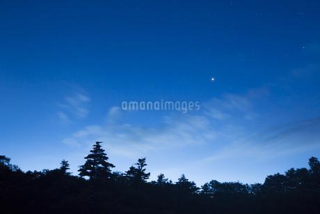 星空の写真素材 [FYI01746150]