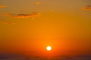 しまなみ海道の来島海峡の写真素材 [FYI01746173]