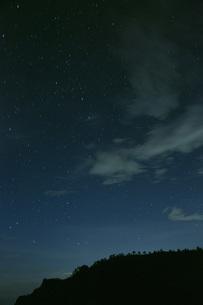 星空の写真素材 [FYI01746193]