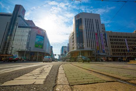 広島市八丁堀の風景の写真素材 [FYI01746836]