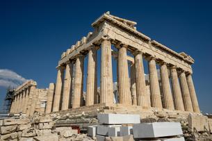 ギリシア パルテノン神殿の写真素材 [FYI01747061]