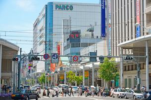 広島市八丁堀周辺の街並みの写真素材 [FYI01747663]