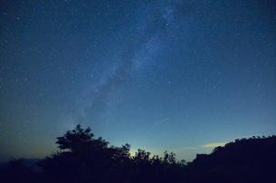 星空の写真素材 [FYI01748175]