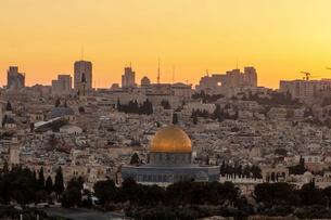 イスラエル,エルサレムのエルサレム神殿の写真素材 [FYI01748403]
