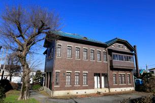 旧石川組製糸西洋館の写真素材 [FYI01749628]