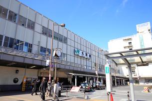 大宮駅東口の風景の写真素材 [FYI01749811]