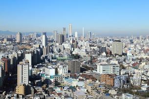東京都市風景 池袋の写真素材 [FYI01749814]