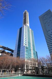 さいたま新都心 NTTドコモさいたまビルの写真素材 [FYI01749919]
