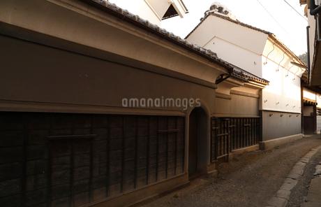小鹿野の古い街並み 成田横丁の写真素材 [FYI01749920]