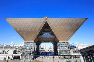 東京国際展示場の写真素材 [FYI01749958]