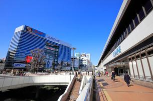大宮駅西口の風景の写真素材 [FYI01749971]