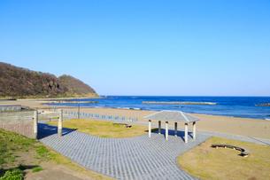 折腰内海岸の写真素材 [FYI01749972]