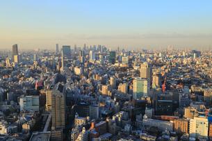 東京都市風景の写真素材 [FYI01749973]