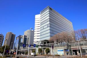 さいたま新都心の都市風景の写真素材 [FYI01749995]