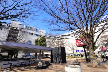 浦和駅西口駅前広場の写真素材 [FYI01750085]