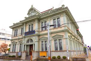 青森銀行記念館の写真素材 [FYI01750123]