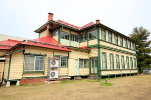 旧東奥義塾外人教師館の写真素材 [FYI01750147]