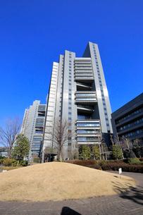 さいたま新都心 合同庁舎2号館の写真素材 [FYI01750171]
