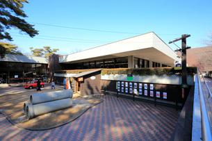大宮公園 県立歴史と民俗の博物館の写真素材 [FYI01750303]