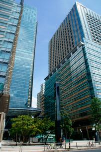 東京ミッドタウンの写真素材 [FYI01750509]