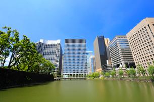 丸の内と和田倉濠の写真素材 [FYI01750592]