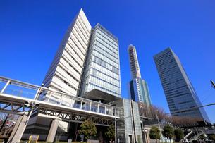 さいたま新都心の都市風景の写真素材 [FYI01750638]