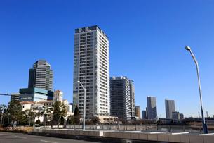 横浜ポートサイド地区の写真素材 [FYI01750661]