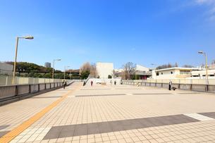 上野駅 パンダ橋の写真素材 [FYI01750765]