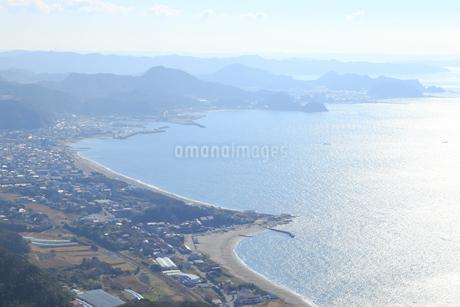 東京湾と房総半島の写真素材 [FYI01751027]