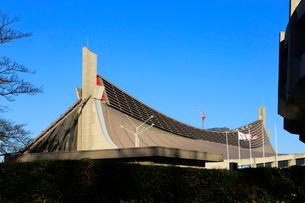 国立代々木競技場 第一体育館の写真素材 [FYI01751033]