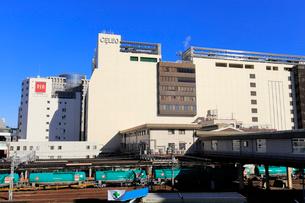 八王子駅の写真素材 [FYI01751036]